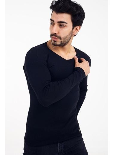 Oksit Sweatshirt Siyah